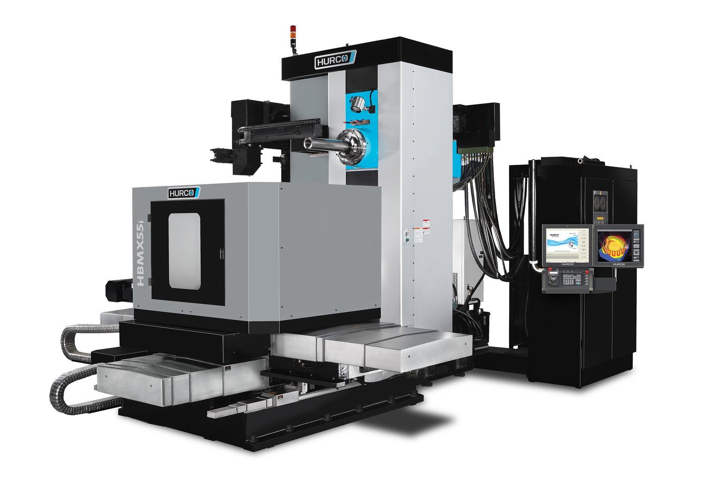 Horizontale CNC-kotterbanken