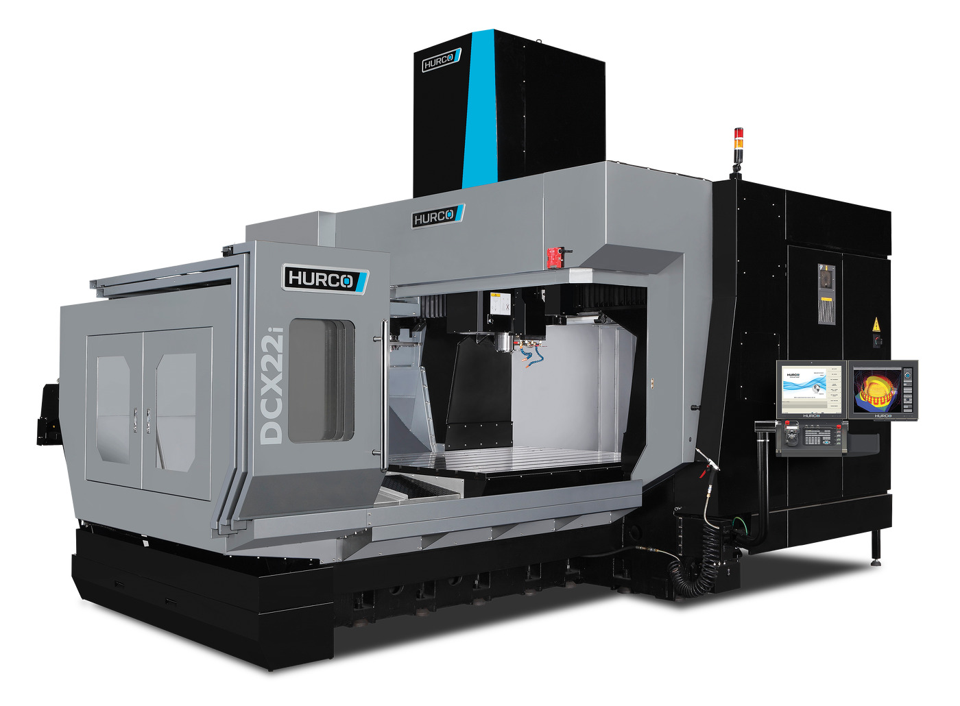 Double-Column 3-Axis-Machining-Centers